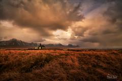 Iglesia Negra de Búdir (Búdakirkja) Islandia (ric.gayan) Tags: