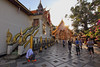 Wat Phra That Doi Suthep (Colin Kavanagh) Tags: temple thai thailand buddhism chiangmai northern northernthailand people tourists tourism travel sunshine sunbeams worship architecture visitthailand doisuthep