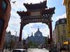 Chinatown of Antwerp (stardex) Tags: chinatown building architecture city street antwerp belgium
