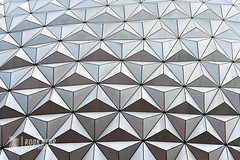 Spaceship Earth Close Up (rook.behr) Tags: epcot outdoors disneyworld spaceshipearth day outside