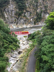 Mountain road in Taroko Gorge in Taiwan (phuong.sg@gmail.com) Tags: adventure beautiful challenge cliff climb climbing countryside danger dangerous exploration explore extreme high hike hiking hill india journey landscape mountain nature outdoors pass peak range ridge road rock rocky scenery serene sky spring summer summit sunny taiwan terrain top tourism trail tranquil view wilderness