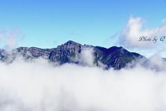 品田山 3542m (SU QING YUAN) Tags: mountain sky cloud cloudscape sea beauty beautiful great taiwan blue a77m2 variosonnartdt35451680 1680za zeiss
