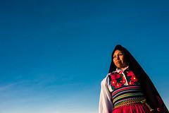 Puno region, Peru (David Ducoin) Tags: america ducoindavid peru portrait puno southamerica titicaca woman pe