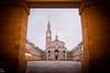 Monumental (Explored) (galavardo) Tags: fujifilm x70 wclx70 universidadlaboral gijón asturias españa spain arquitectura architecture edificios buildings