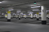 Help, find your car. (Johan Moerbeek) Tags: car parking empty utrecht parkinggarage x y
