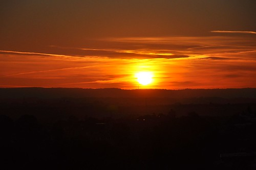 Kutna Hora, Sonnenaufgang