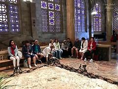14 - Szentmise a Nemzetek templomában / Svätá omša v Bazilike Agónie