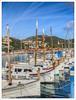 Port d'Andratx. Mallorca (José María Gómez de Salazar) Tags: mallorca españa spain puerto barca barcas embarcacion portdandratx puertodeandratx mar
