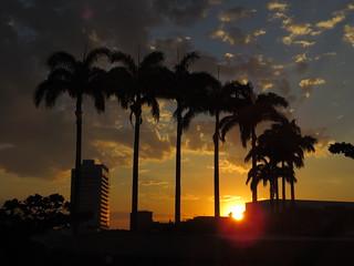 Sunset in Nova Iguaçu - Baixada Fluminense