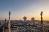 Duomo Sunset (ccr_358) Tags: ccr358 nikon d5000 nikond5000 postcard sunny day 2016 december winter wideangle light square cathedral church churchexterior citycentre italy lombardia building architecture milano duomo evening sunset roof cityscape skyline window symmetry torrevelasca statues spires pinnacles palazzoreale terrazzamartini view explore explored inexplore