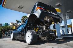 Egy 1986-os Ford RS200 Ken Block legújabb szerzeménye (autoaddikthu) Tags: autó ford jármű kenblock kocsi rs200 sportautó utah