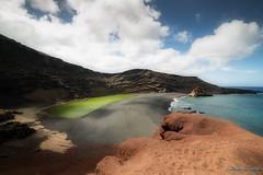 Lago verde (Silver_63) Tags: lanzarote canarie