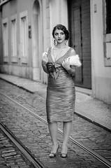 Beatriz Vaz (Hugo Miguel Peralta) Tags: vintage nikon d7000 niko 80200 28 lisboa portugal retrato portrait fashion moda street