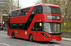 SN66WRG CT Plus 2523 (martin 65) Tags: enviro e400 enviro400 road transport public arriva express group birmingham warwickshire london greater ct plus mmc city national vehicle bus buses