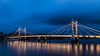 London   |   Albert Bridge Blues (JB_1984) Tags: albertbridge bridge river thames riverthames water reflection evening bluehour longexposure neutraldensityfilter ndfilter movement motion blur battersea londonboroughofwandsworth london england uk unitedkingdom nikon d500 nikond500