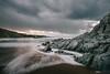 Atxabiribil (jdelrivero) Tags: provincia mar geologia sunset rocas atardecer costa bizkaia olas sopelana ciudad elementos playa geology beach elements puestadesol sea sopela
