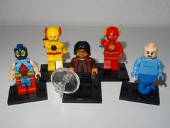 Part XLVI: Updates Part 25 (GermanBrickster) Tags: minifigure dc lego superheroes minifigures bricks collection comics toys blocks batman flash arrowverse superman dceu custom cw