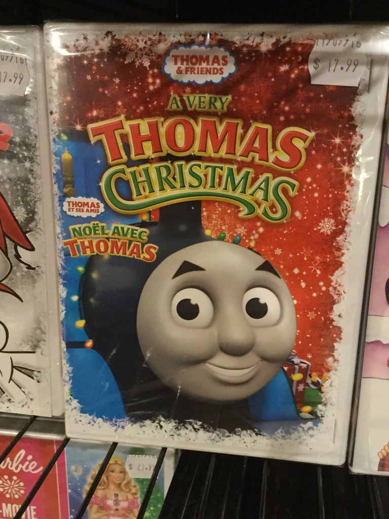 Christmas Tree Express Thomas Friends A Very Thomas Christmas