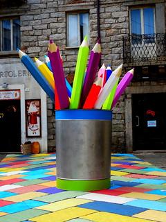 Colors Party: Tempio a colori