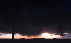 (Jacky Hervieux) Tags: pluie rain nuit night orage gh5 normandie