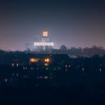Foggy Dortmund retouched thumbnail