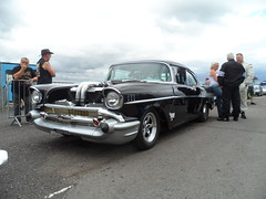 Nostalgia Nationals, Shakespeare County Raceway, 26th June 2017 (ukdaykev) Tags: nostalgianationalsshakespearecountyraceway26thjune2017 nostalgianationals car classiccar classictransport classic avonparkraceway avonpark avonparkracewaystratforduponavon stratford stratforduponavon shakespearecountyraceway streetmachine customcar transport vehicle dragracer dragracing dragster drag 2017 chevrolet chevy