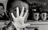 Où est Charly ? (Cedraw) Tags: enfant portraitenfant portrait gamin fils minot regard regarder face yeux main doigts caché derrière noiretblanc noir blanc gris black white grey blackandwhite blackwhite lumière luminosité lumineux zjamřt sigma sigma1750mm nikon nikond5300