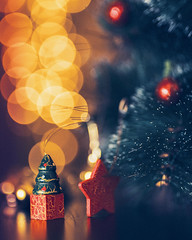 Welcome Christmas (Hanna Tor) Tags: christmas holidays bokeh light color decoration stilllife hannator night festive sony sony7rm3