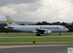Thomas Cook (by Avion Express) A320-233 LY-VEI taxiing at MAN/EGCC (AviationEagle32) Tags: manchester man manchesterairport manchesteravp manchesterairportatc manchesterairportt1 manchesterairportt2 manchesterairportt3 manchesterairportviewingpark egcc unitedkingdom uk cheshire ringway ringwayairport runway runwayvisitorpark airport aircraft airplanes apron aviation aeroplanes avp aviationphotography avgeek aviationlovers aviationgeek aeroplane airplane planespotting planes plane departure flying f flickraviation flight vehicle tarmac thomascook thomascookairlines tcx avionexpress airbus airbus320 a320 a320200 a322 a320233 lyvei sunnyheart