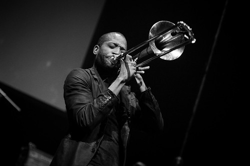 "Trombone Shorty & Orleans Avenue • <a style=""font-size:0.8em;"" href=""http://www.flickr.com/photos/45709694@N06/23898498287/"" target=""_blank"">View on Flickr</a>"