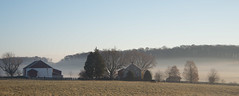 Morning fog... (w3inc / Bill) Tags: w3inc nikon d610 fog morning chestercounty