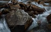 Flow (Pixilated Planet) Tags: rocks water nature usa place travel stone hard sofy
