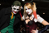 Joker & Harley Quinn (Claude Schildknecht) Tags: harleyquinn joker ad200 beautybox broncolor cosplay eurexpo europe france godox japantouch japon lyon places