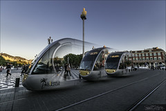 Rafale de tramway... (Dany-de-Nice) Tags:
