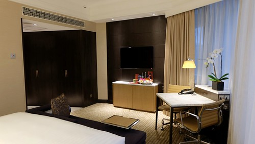 Premier Deluxe - Singapore Marriott Tang Plaza