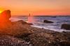 Splash (SDB79) Tags: tramonto costa mare spiaggia onde mareggiata punta aderci vasto paesaggio