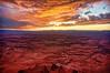 fire over canyonlands (rovingmagpie) Tags: utah canyonrimsrecreationarea canyonrims needlesoverlook overlook sunset fb2017 painted canyonlands canyons