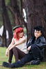 Kaname & Messer (bdrc) Tags: 85mm alpha alphauniverse asdgraphy avani beach cosplay couple duo f18 goldcoast kou liuliu outdoor people portrait prime sand sea sel85f18 sepang sony sonyalpha sonyimages macross delta