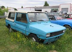 Fiat 127 Moretti Midimaxi (Spottedlaurel) Tags: fiat 127 moretti midimaxi