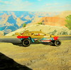 Hot Wheels HW DAREDEVILS DUNE IT UP 2015 : Diorama PS2 GT4 Computer Game Backdrop Grand Canyon - 11 Of 14 (Kelvin64) Tags: hot wheels hw daredevils dune it up 2015 diorama ps2 gt4 computer game backdrop grand canyon