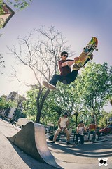 Old Skullz Skateboard - Max Cherarak  Benihana