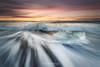Diamond Beach (fran.llano) Tags: iceland ocean ice water sunrise landscape paisajes