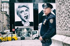 NYC. 2017 by Ronen Berka -