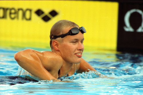 508 Swimming EM 1991 Athens