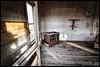 Broken Home (CTfotomagik) Tags: abandoned decay rural country ruins neglected weathered colorado weldcounty nikon tv broken vintage vacant