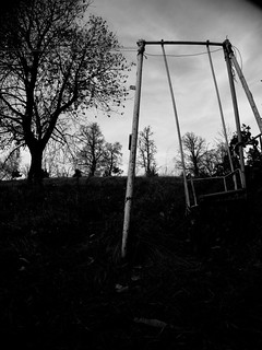 lonely swing