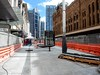 CBD & South East Light Rail - George Street - Update 20 November 2017 (1) (john cowper) Tags: cselr georgestreet queenvictoriabuilding tracks paving thoroughfare alignment transportfornsw cityofsydney plaza construction conversion sydneylightrail sydney newsouthwales