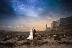 I do.. (robert suhonen photography) Tags: america arid arizona canyon cliff dark dawn desert dramatic dusk evening fantasy futuristic galaxy ground horizon indian landscape majestic mesa milkyway monument mountain national nature navajo night outdoors panorama park planet rock scene scenic sky southwest space star stone sunrise sunset tranquil universe utah valley view west western wild wilderness wedding portrait