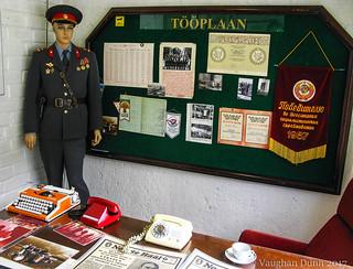KGB Museum, Hotel Viru, Tallinn