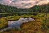 Floating islands (explored) (ramerk_de) Tags: naturalpreserve pond mazurski floatingislands hdr sunset lake